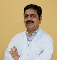 Dr Harish Mada