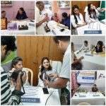 a free health checkup camp
